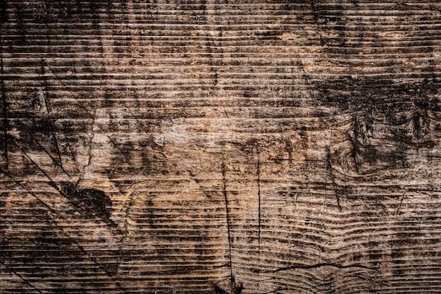 Vecchio fondo di struttura di legno stagionato