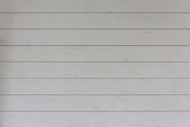 Vecchia struttura di legno bianca della plancia, fondo di legno di struttura, plance di legno.