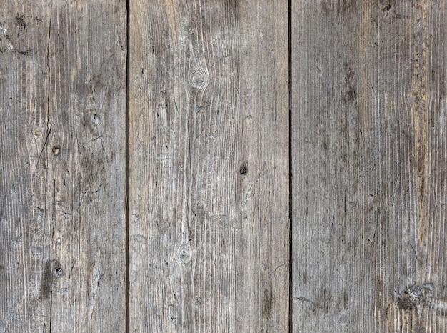 La vecchia texture di sfondo in legno. messa a fuoco selettiva
