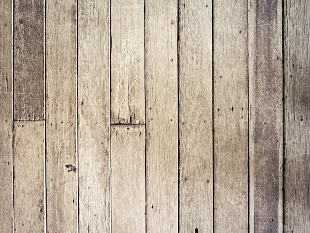Vecchia struttura in legno vintage con spazio