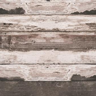 Vecchia priorità bassa di struttura della parete della plancia di legno