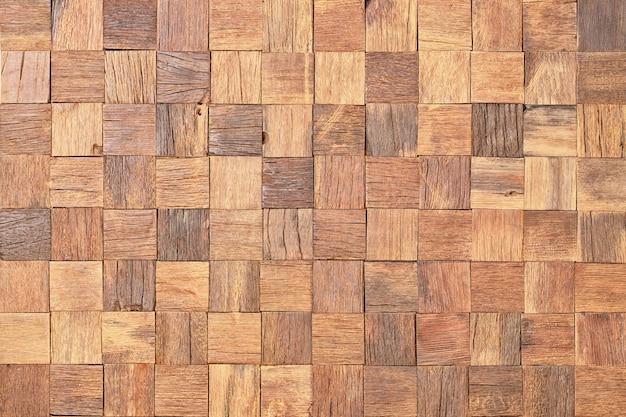 Vecchia struttura delle plance di legno, fondo di legno naturale