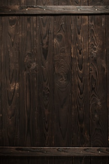 Annata a strisce di legno vecchio