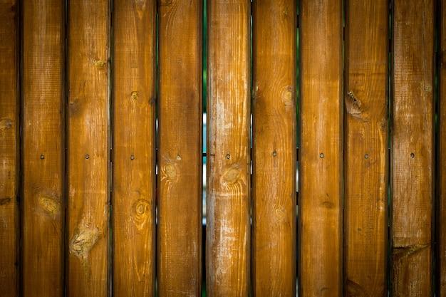 Vecchio fondo di legno di struttura, primo piano di legno delle plance.