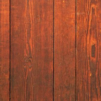 Vecchio muro di legno