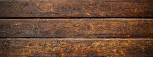 Vecchio fondo di legno in stile rustico.