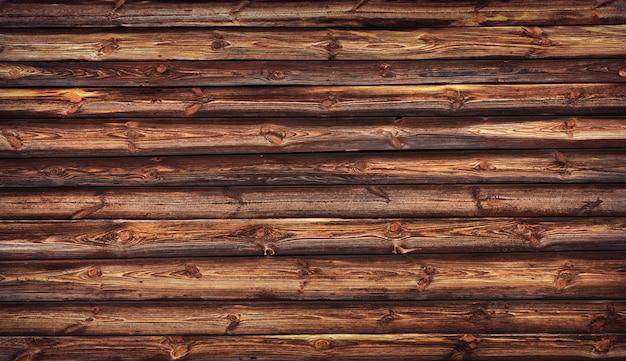 Vecchie tavole di legno, la superficie del vecchio tavolo in una casa di campagna. sfondo o texture.