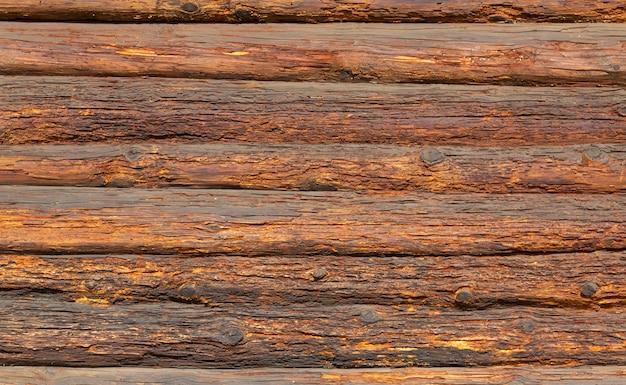 Vecchie tavole di legno