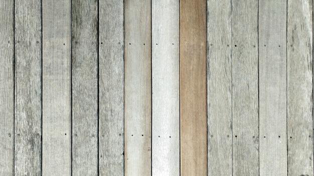 La vecchia assicella di legno pattern texture di sfondo