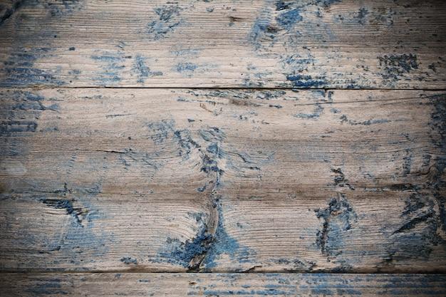 Vecchia struttura in legno