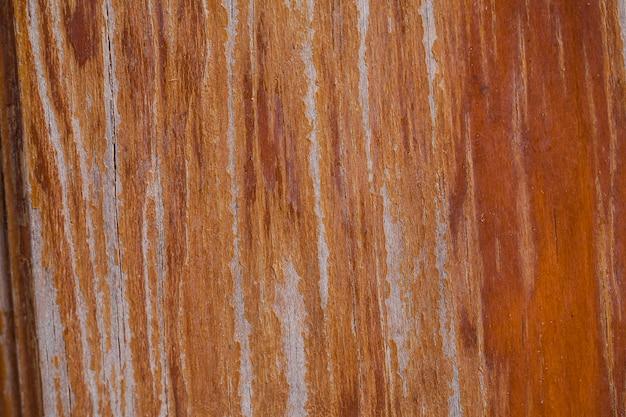Vecchio muro di legno.