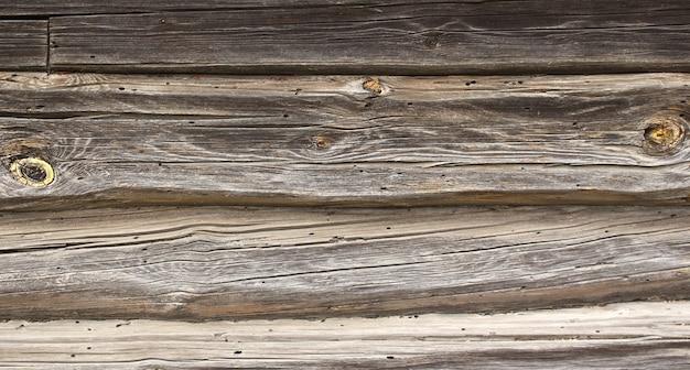 Vecchie pareti in legno. sfondo, legno vecchio.
