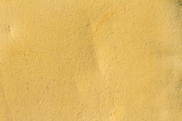 Vecchio sfondo giallo arrugginito