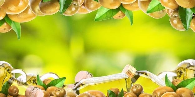 Olio d'oliva dal tuo orto preferito