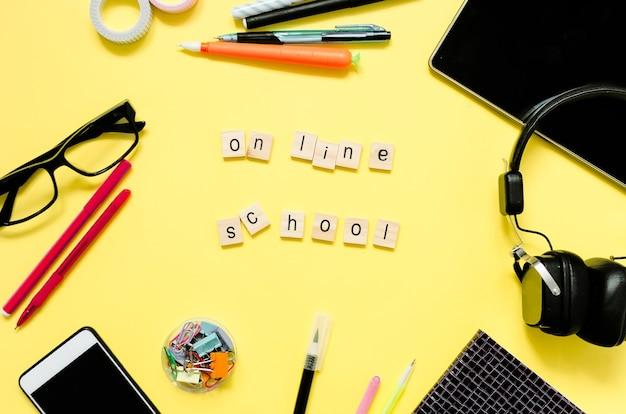 Concetto di formazione online
