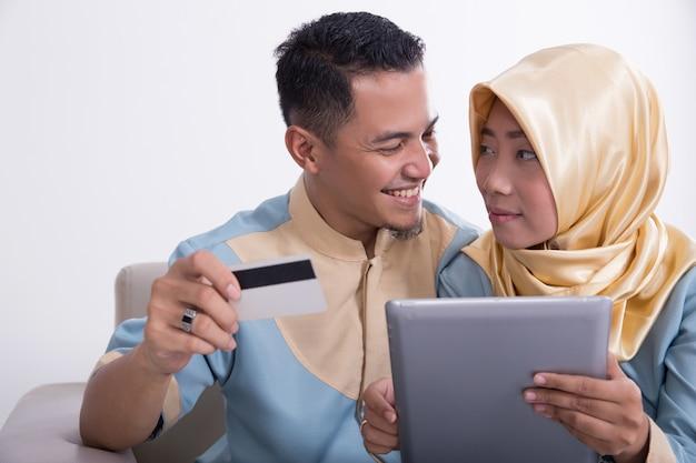 Shopping online con carta di credito