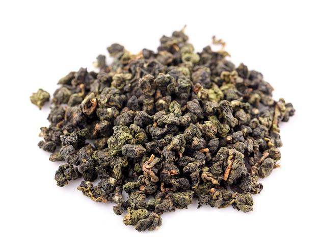 Tè oolong isolato