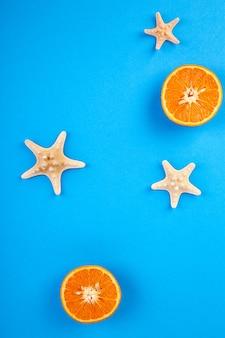 Arance e stelle marine