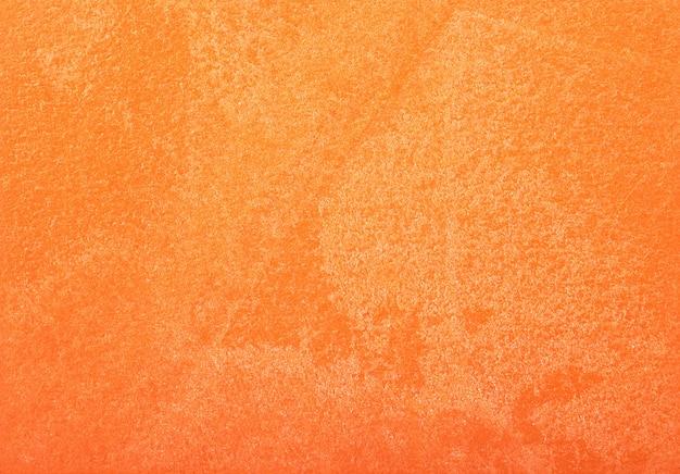 Sfondo arancione grunge texture