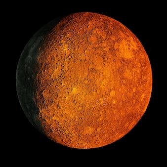 Pianeta arancione