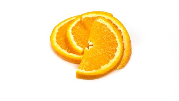 Fette d'arancia.