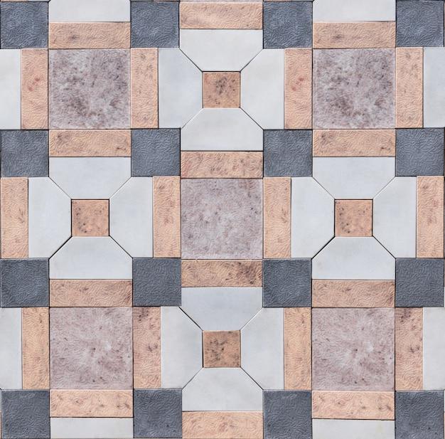 Texture arancione di un muro di pietra