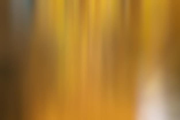 Sfondo astratto arancione e giallo linee sfocate oggetti
