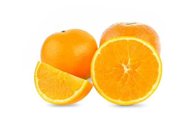 Arance isolate