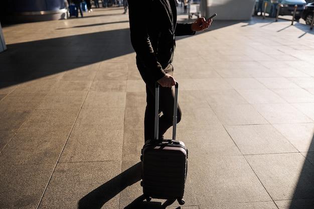 Ordinare un taxi su internet è facile quando si viaggia all'estero