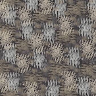 Motivo ornamentale con colori retrò utilizzato per il tessuto in tessuto per la pagina web di carta da parati