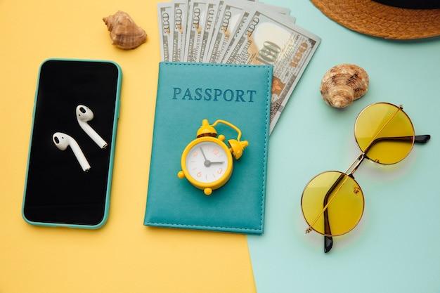 Abbigliamento e accessori del viaggiatore