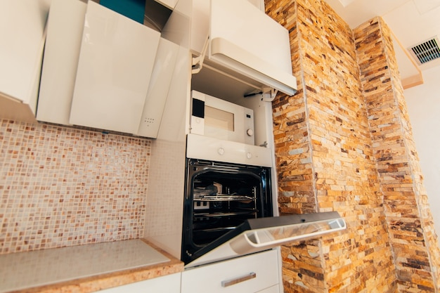 Il forno in cucina fornelli con forno la cucina in apa