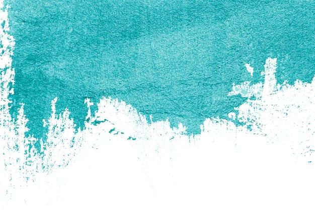 Dipingere i tratti blu pennello trama di colore tratto