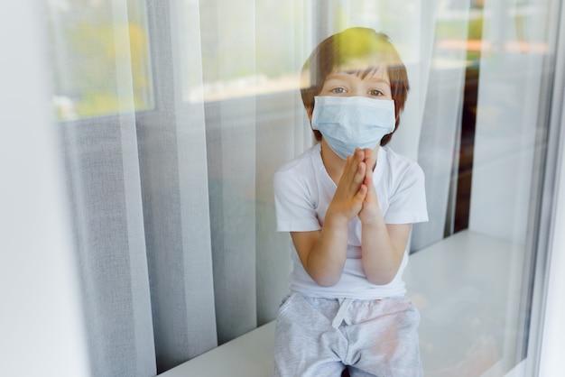 Isolamento pandemico - focolai di coronavirus, covid-19