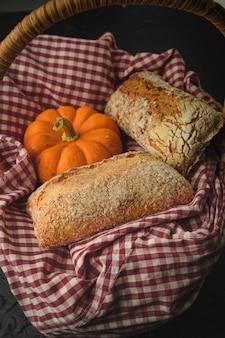 Pane pane colazione panaderia