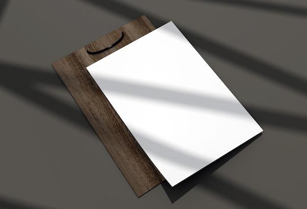 Say cartaceo o documento