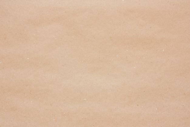 Strato di carta marrone di struttura di carta