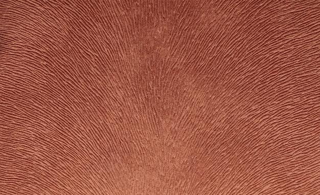 Texture di carta. pelle martellata, marrone