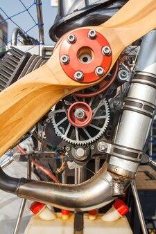 Motore per paramotore