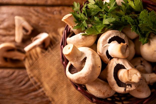 Funghi parigini o champignon