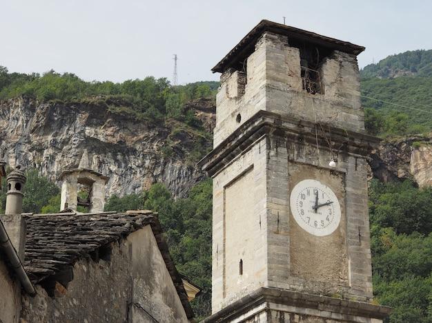 Chiesa parrocchiale a quincinetto