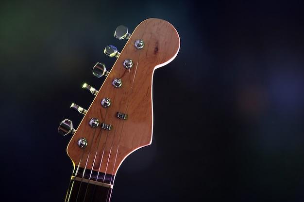 Parte della chitarra elettrica