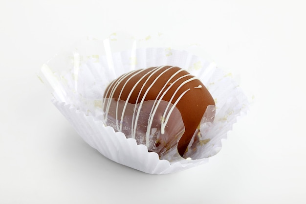 Bomboniera al cioccolato per la festa
