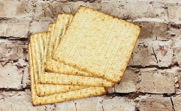 Pasqua matzoh pasqua ebraica pane torah simbolo religioso rituale