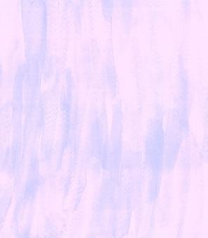 Pastello morbido blu viola viola colori pennello acquerello dettagli texture sfondo astratto