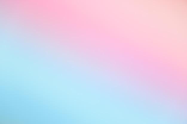 Tono pastello sfocato foto astratta linee morbide