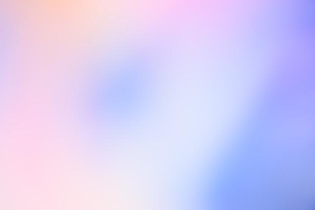 Tono pastello viola rosa blu sfumato sfocato foto astratta linee morbide pantone colore di sfondo
