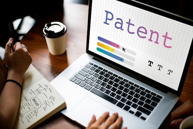 Il brevetto è un'identità del prodotto per la protezione legale