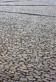 Sentiero in pietra a piccoli gradini, edimburgo
