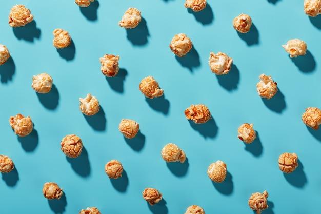 Un modello di popcorn